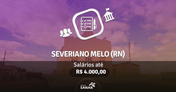 Prefeitura de Severiano Melo (RN): edital publicado com vagas para Fisioterapia, Odontologia e mais