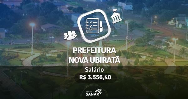Prefeitura de Nova Ubiratã (MT) publica edital com vagas para Psicólogos e Nutricionistas