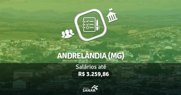 Prefeitura de Andrelândia (MG): edital publicado com vagas para Enfermagem e Farmácia