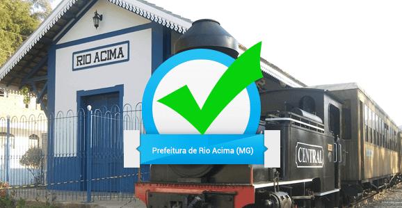 Prefeitura de Rio Acima (MG) abre seleção para enfermeiros e médicos