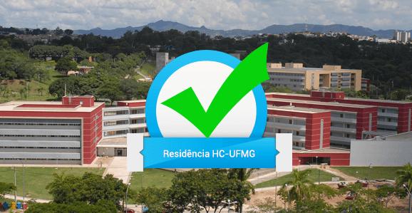 HC-UFMG abre seleção para Programa de Residência Multiprofissional