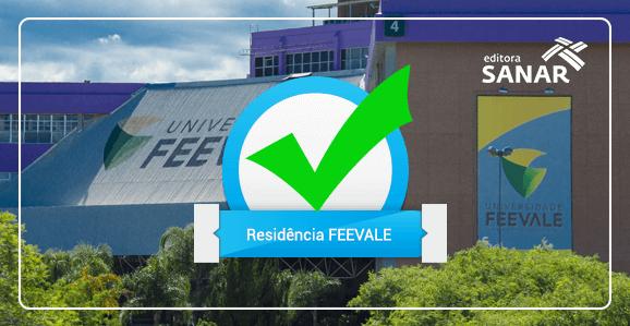 FEEVALE abre seleção para Programas de Residência Multiprofissional em Saúde