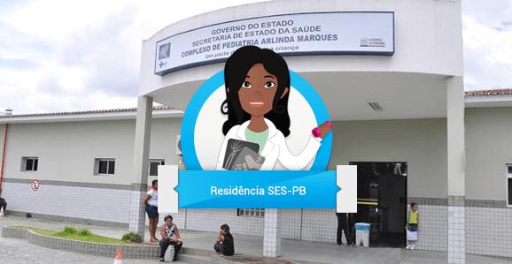 SES-PB abre seleção para Programa de Residência com vaga em Fisioterapia