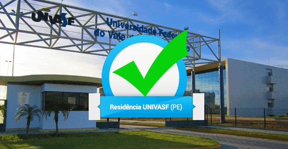UNIVASF abre seleção para Programas de Residência Multiprofissional em Saúde