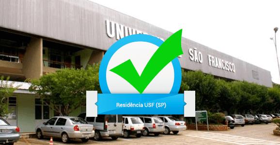 USF (SP) abre seleção para Programa de Residência em Saúde Intensiva