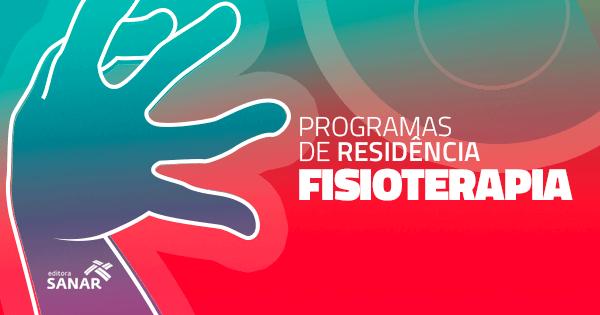 Programas de Residência Multiprofissional em Fisioterapia 2017
