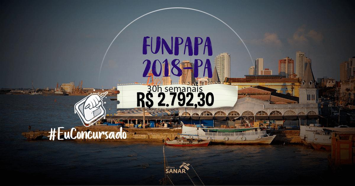 Concurso FUNPAPA (PA): vagas para fisioterapeutas, nutricionistas e psicólogos