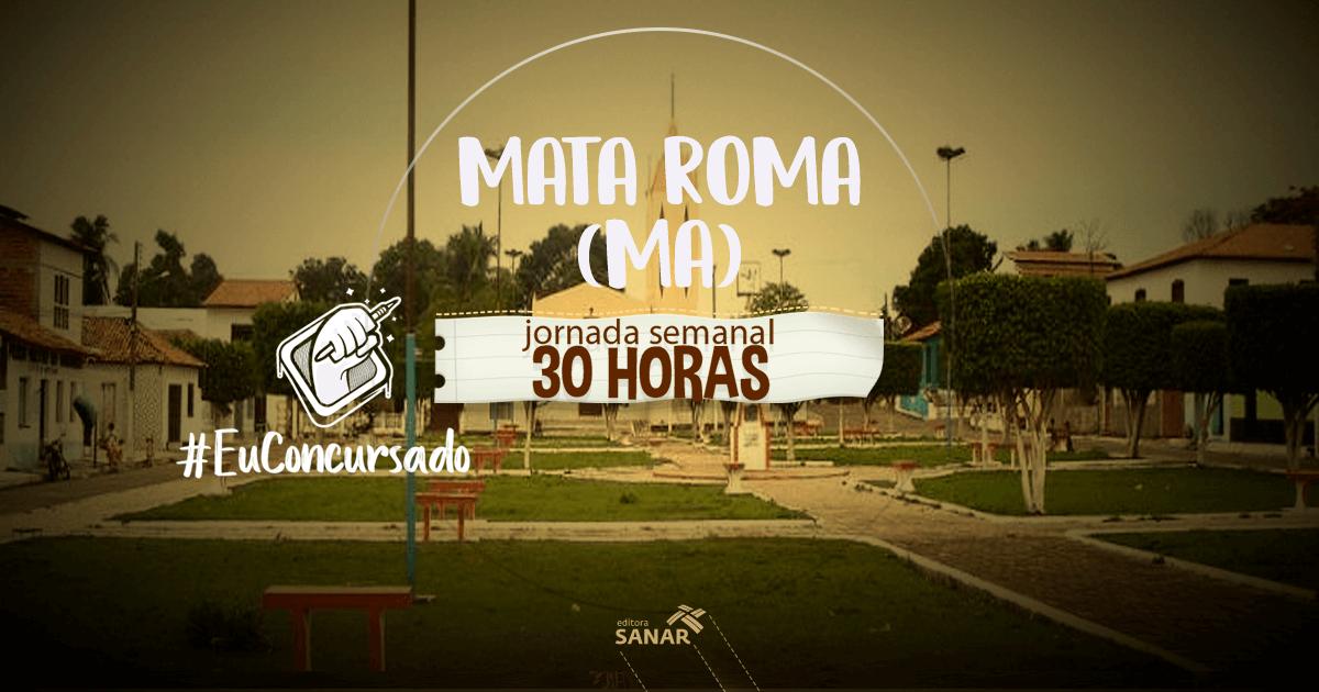 Concurso Mata Roma (MA): oportunidades para dentistas, nutricionistas e enfermeiros