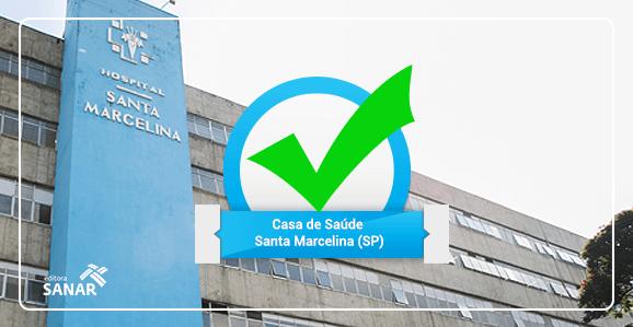 Casa de Saúde Santa Marcelina (SP) abre seleção para Residência Multiprofissional