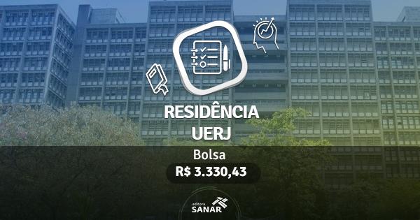 Residência em Enfermagem UERJ 2017 abre inscrições para 56 vagas em 12 áreas