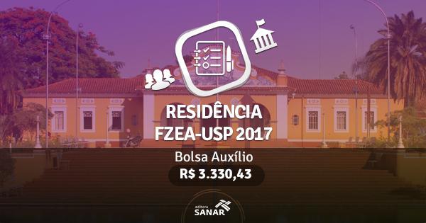 Residência FZEA-USP 2017: edital publicado com vagas para Veterinários