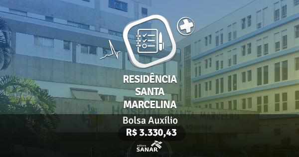 Residência Santa Marcelina 2017 abre vagas para Nutrição, Psicologia e mais