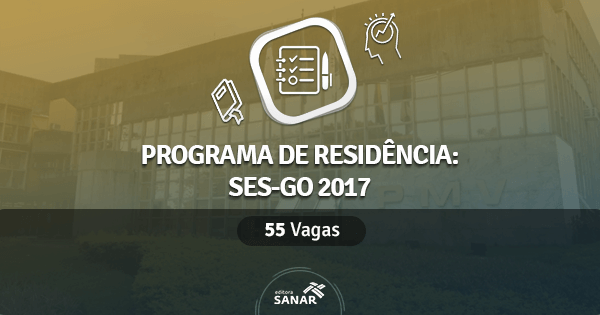 Secretaria de Saúde de Goiás abre Programa de Residência Multiprofissional em Saúde