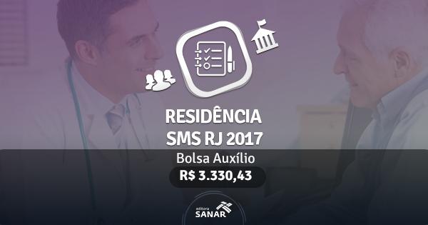 Residência SMS RJ 2017: edital publicado com vagas para Enfermagem e Psicologia