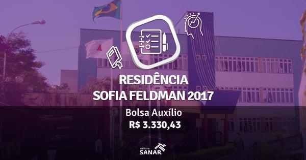 Residência Sofia Feldman 2017: edital publicado com vagas para Enfermeiros