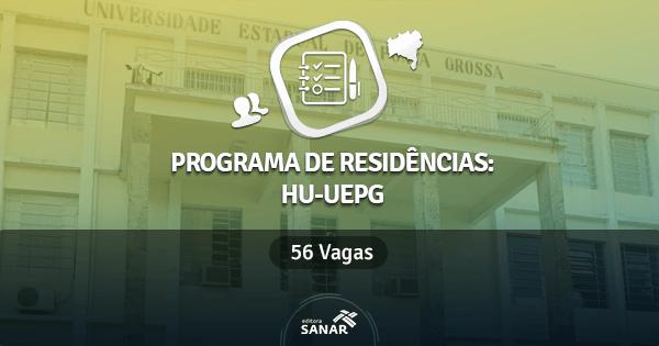 UEPG abre Programa de Residências com vagas em Enfermagem, Farmácia, Odontologia e Fisioterapia