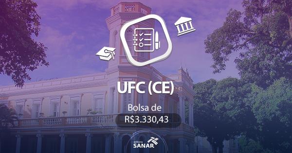 Residência UFC (CE) 2017: edital publicado para vagas em Enfermagem, Psicologia, Nutrição e mais
