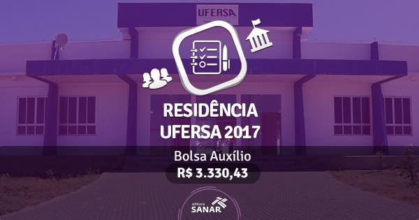 Residência UFERSA 2017: edital publicado com vagas para Veterinários