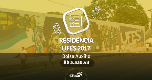 Residência UFES 2017: edital publicado com vagas para Enfermeiros, Veterinários, Psicólogos e mais