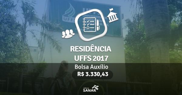Residência UFFS 2017: edital publicado com vagas para Enfermeiras, Psicólogos e Farmacêuticos