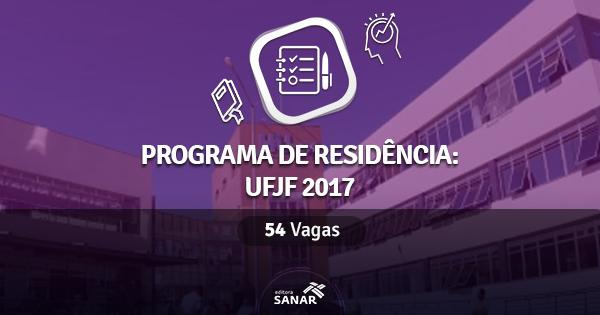 Programa de Residência Multiprofissional da UFJF: 54 vagas na Saúde