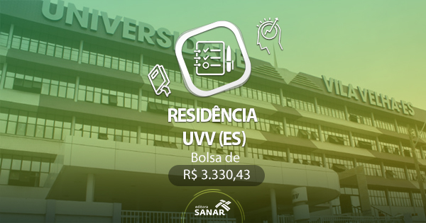 Residência UVV (ES) 2017: edital publicado para vagas em Medicina Veterinária