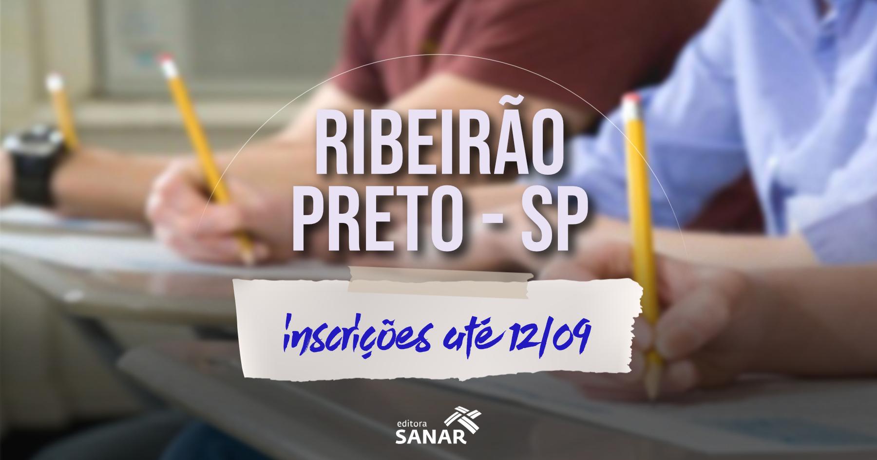 Concurso | 20 vagas em Ribeirão Preto (SP)