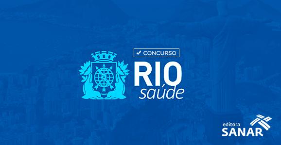 Concurso RIO SAÚDE (RJ)