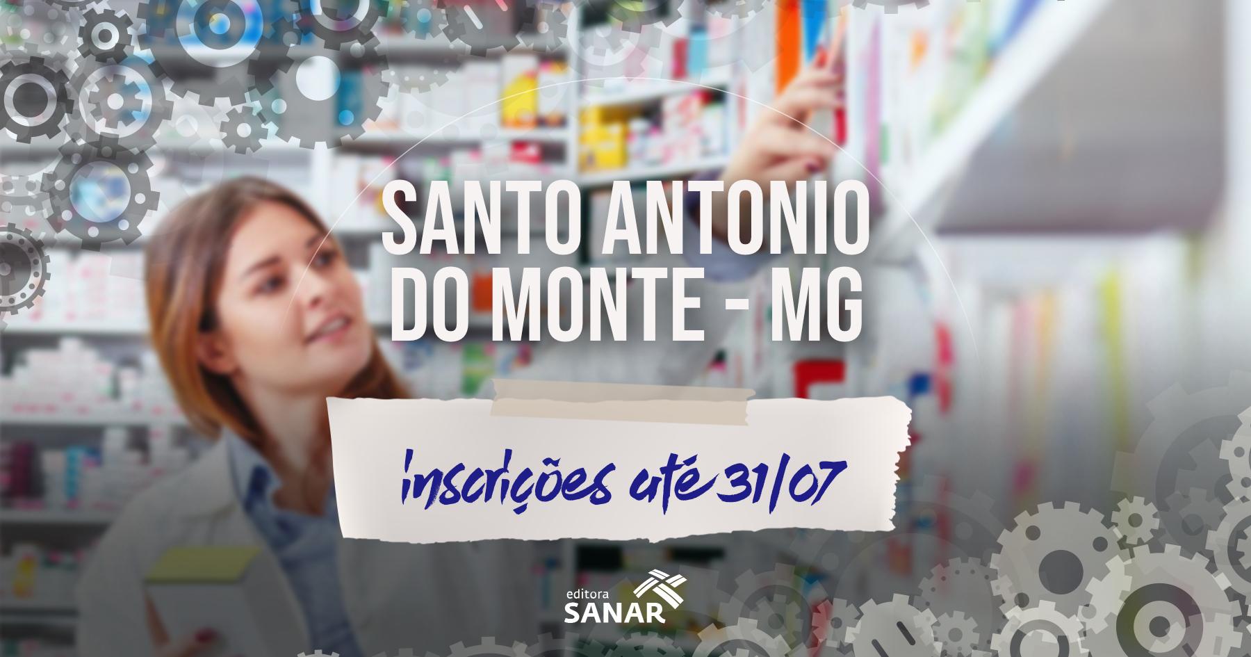 Seleção | Cidade mineira contrata Farmacêutico