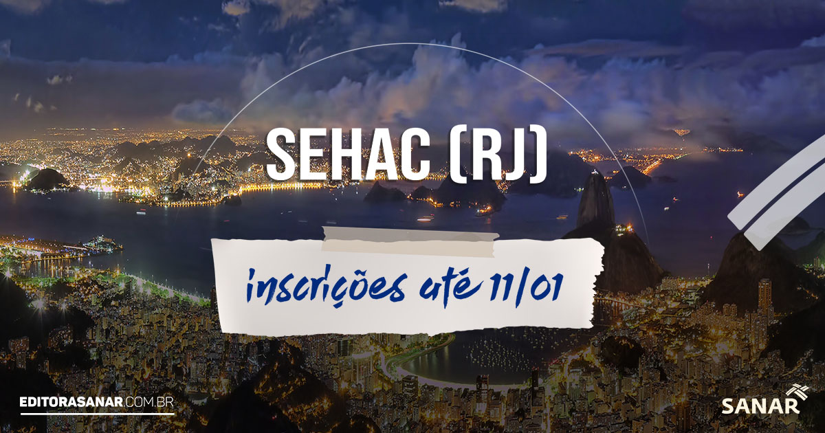 SEHAC (RJ): mais de 50 vagas na área da saúde com salários de até R$ 7,2 mil