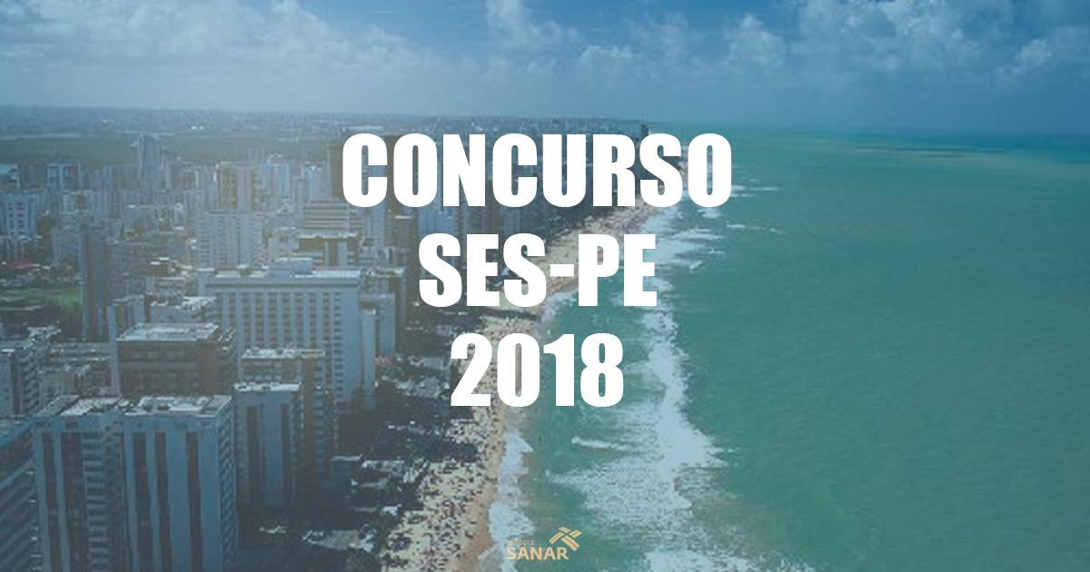 Concurso SES-PE abre 300 vagas para médico, analista e fiscal de vigilância sanitária