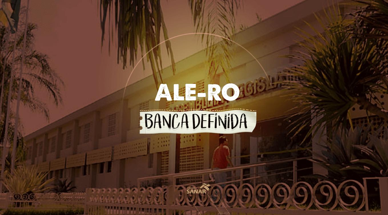 Definida banca que organizará Concurso da ALE-RO 2018