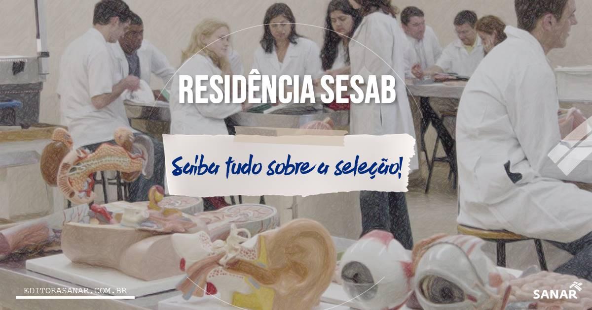 Saiba tudo sobre a Residência da SESAB!