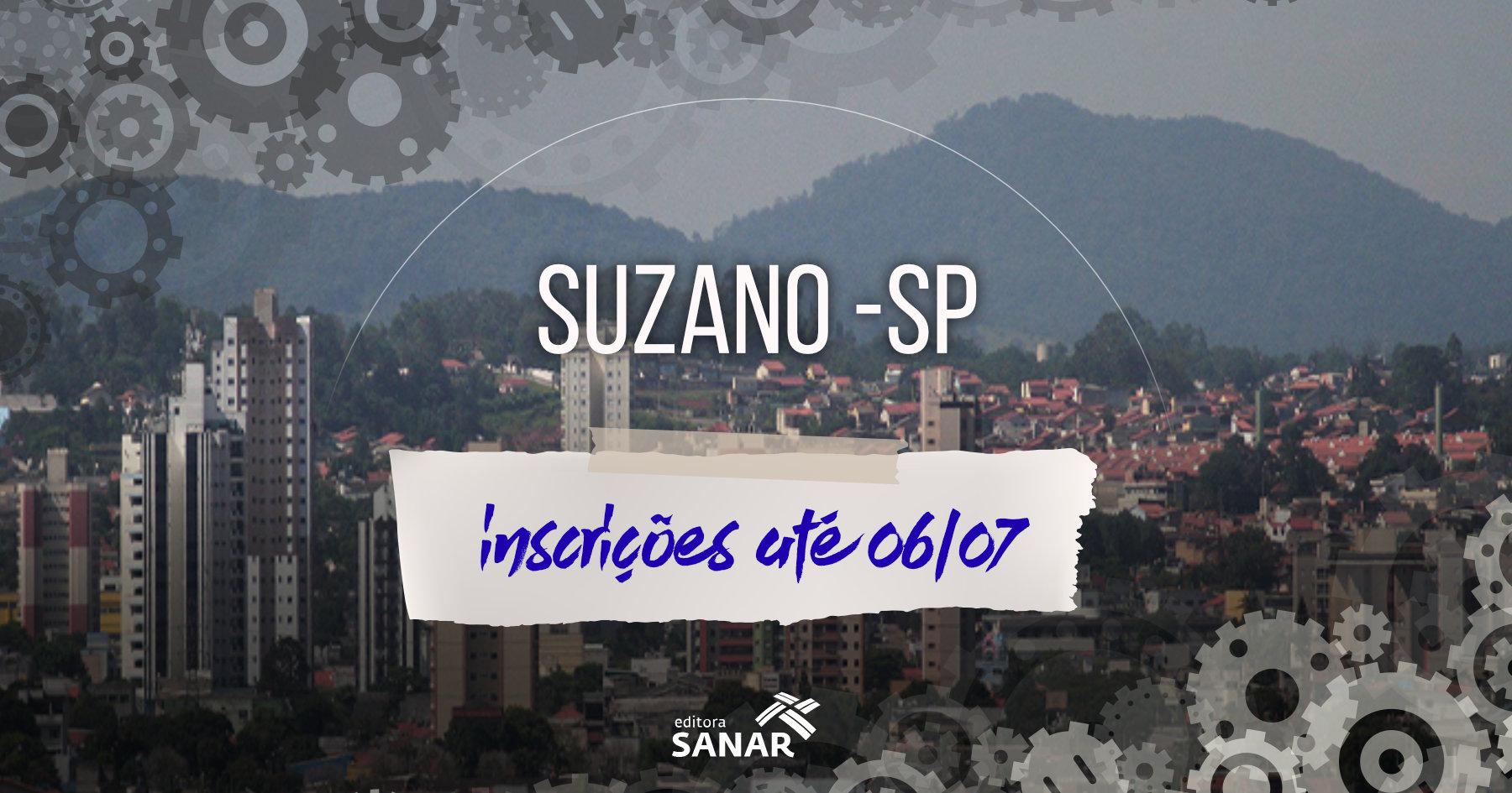 Seleção: Suzano (SP) abre 45 oportunidades