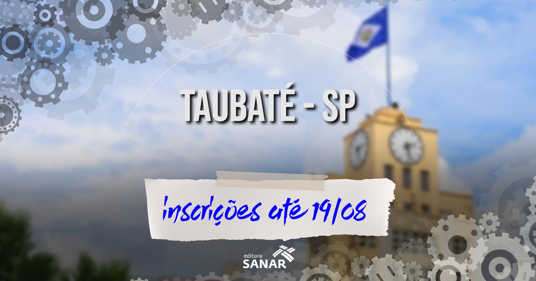 Concurso | Taubaté (SP) abre seleção para Médicos