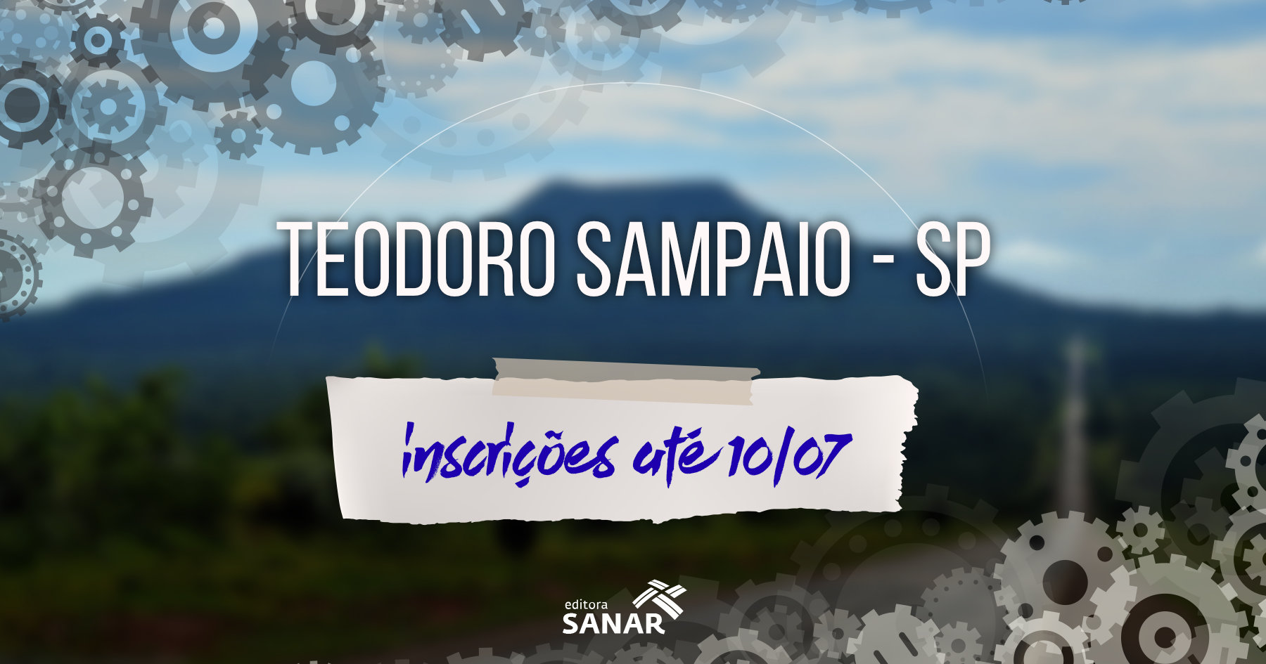 Concurso: 14 vagas para médicos em Teodoro Sampaio