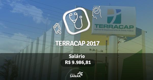 Concurso da Terracap para Médicos do Trabalho deve acontecer até fevereiro de 2017