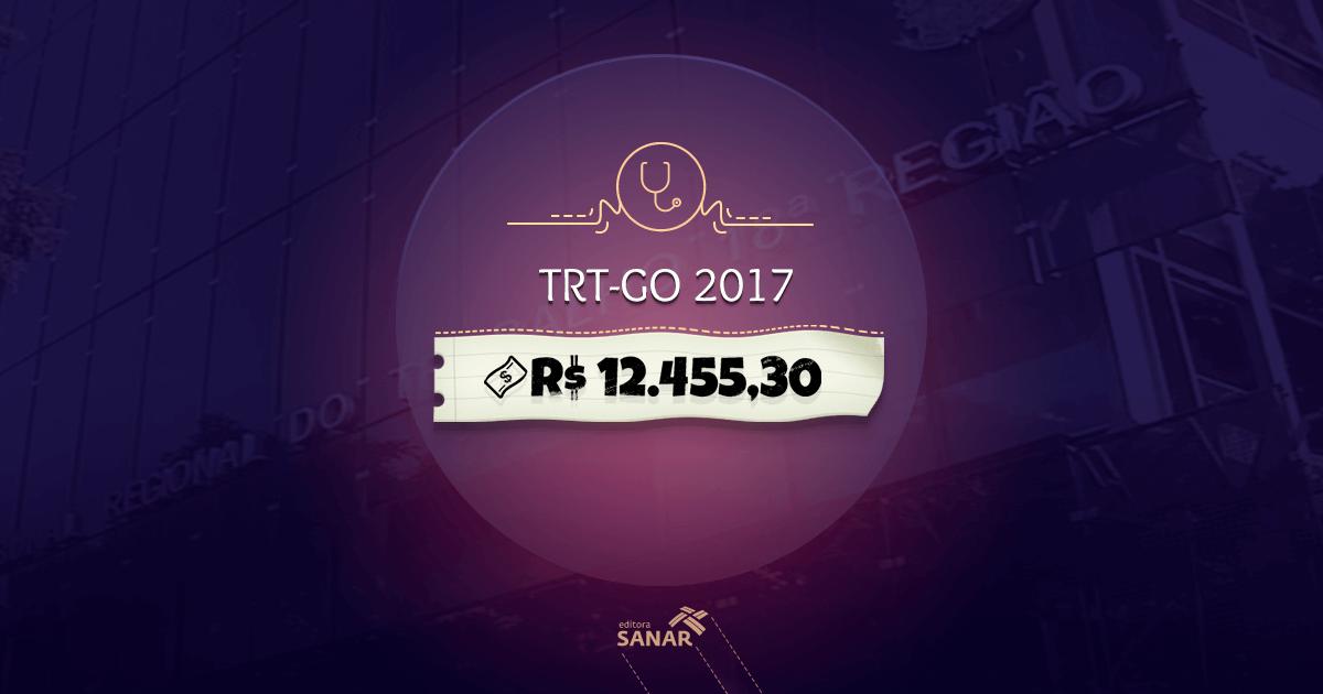 Concurso TRT-GO: banca é escolhida e edital deve sair em breve