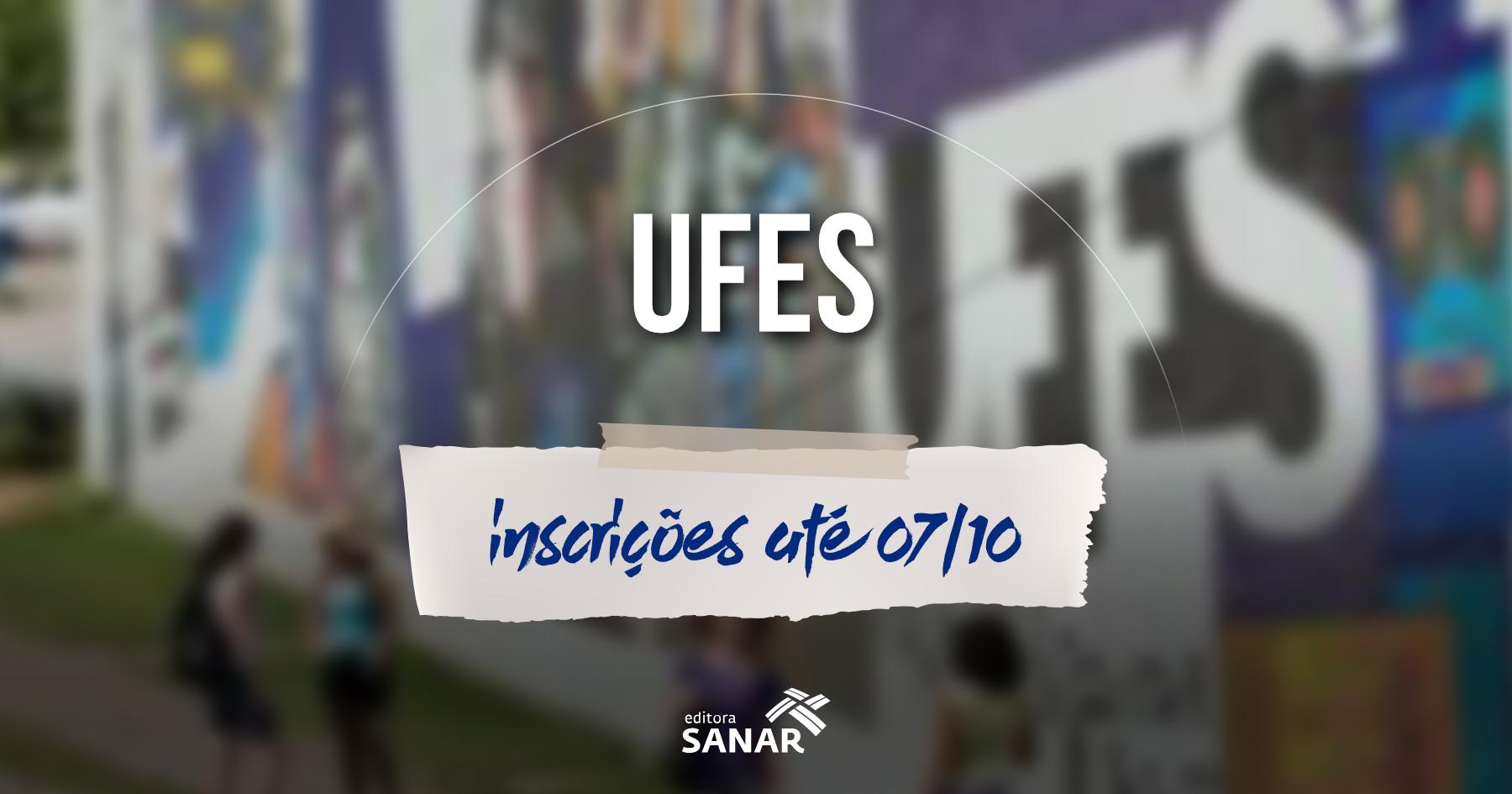 Concurso   Federal do Espírito Santo contrata Técnicos-Administrativos