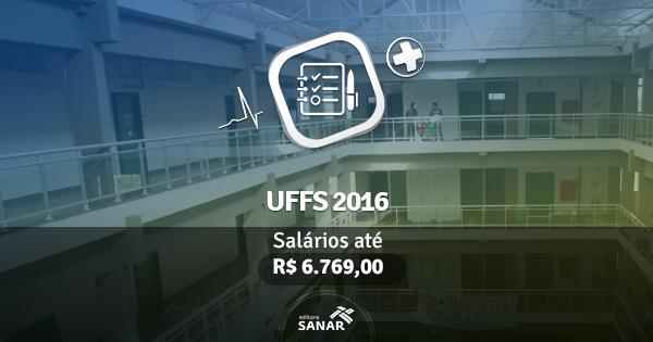 UFFS lança edital com vagas para Farmacêuticos
