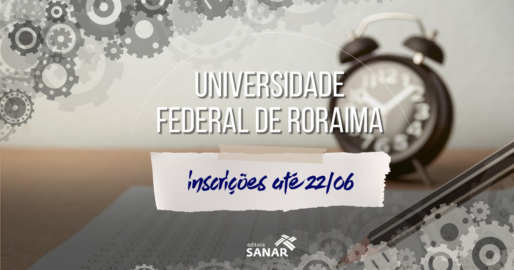 Universidade Federal de Roraima tem duas vagas em Medicina