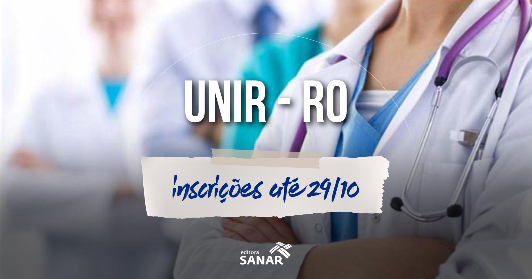 UNIR - RO retifica Concurso Público com 42 vagas para Técnico-Administrativos
