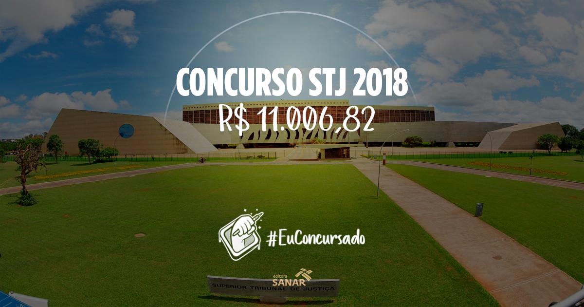 Concurso STJ 2018: edital PUBLICADO com vagas para Fisioterapia, Odontologia e Psicologia