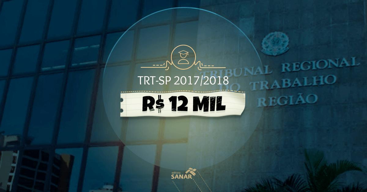 Concurso TRT-SP 2017/2018: órgão aprovará concurso nesta semana com vagas para Enfermeiros