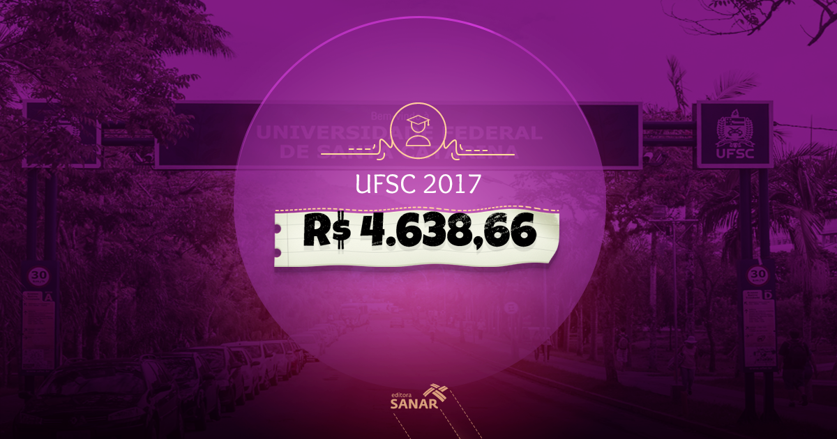 Concurso UFSC 2017: inscrições abertas para Enfermagem