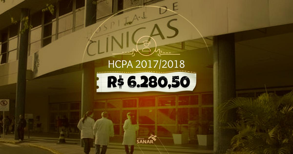 Concurso HCPA  2017/2018: inscrições abertas para Farmacêuticos e Enfermeiros