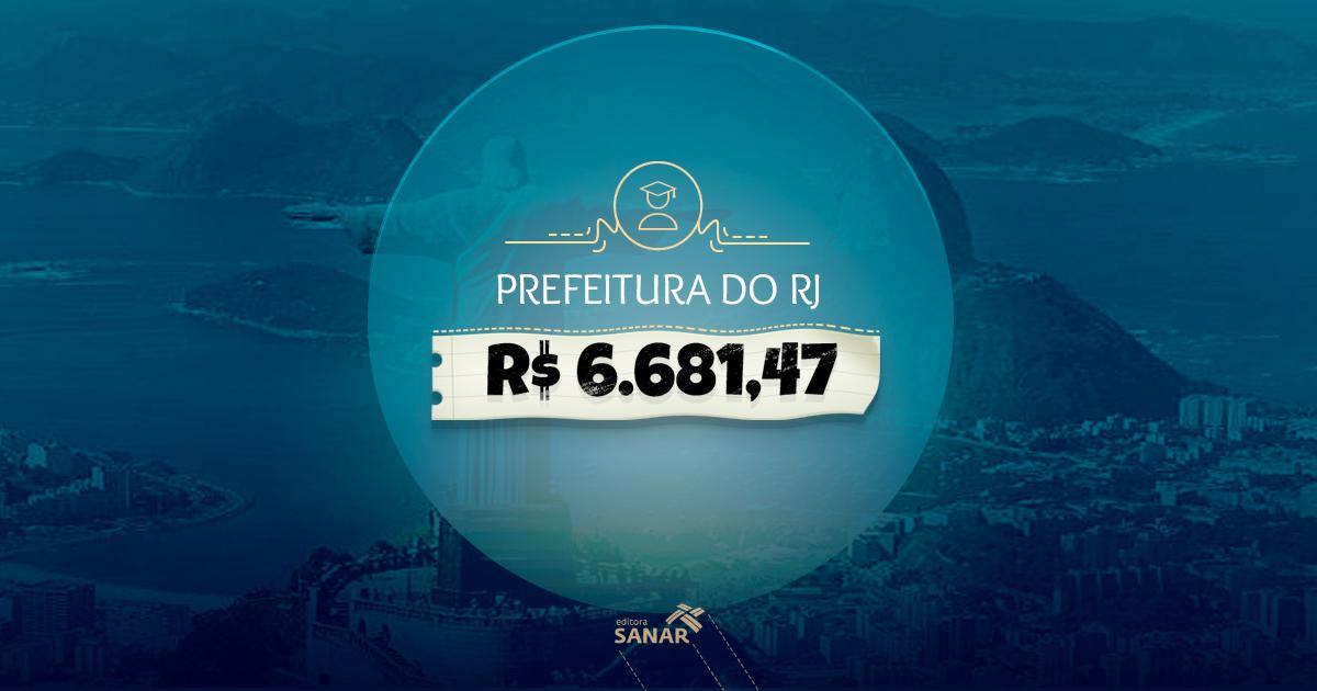 Prefeitura do Rio de Janeiro (RJ):  inscrições abertas com vagas para 18 Médicos
