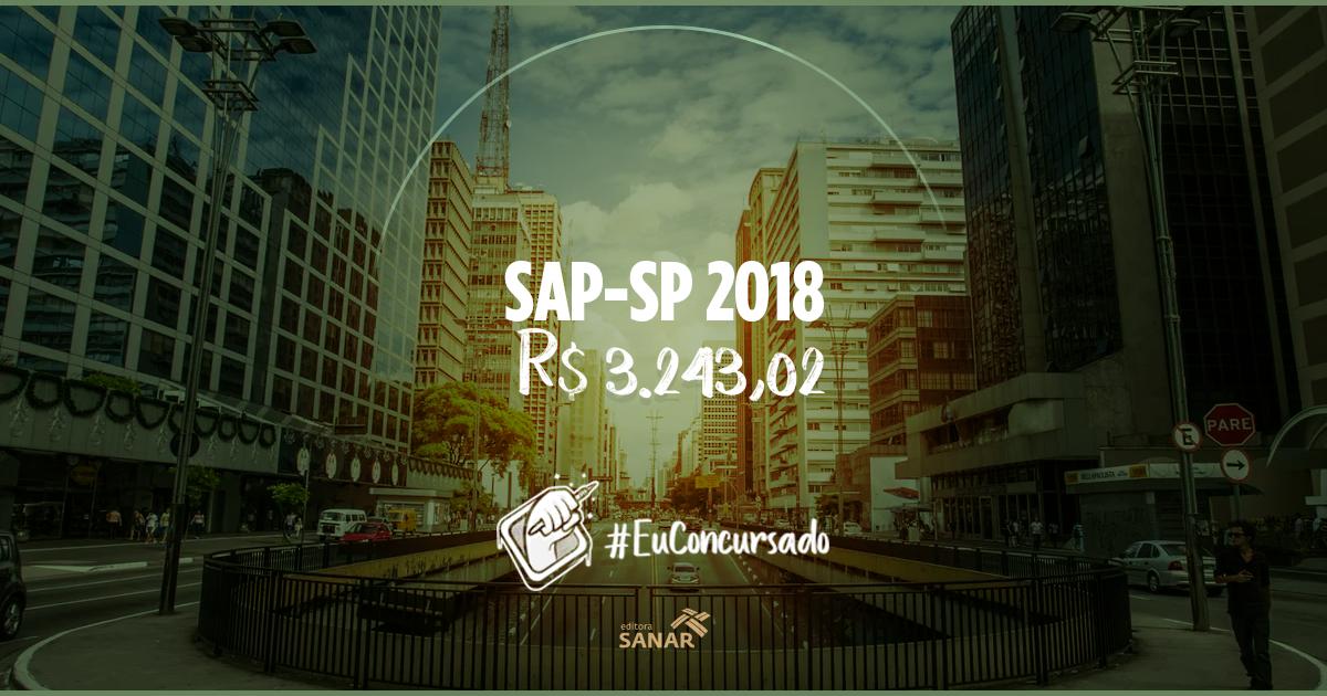 Concurso SAP-SP 2018: edital lançado com vagas para Dentistas, Psicólogos e Enfermeiros