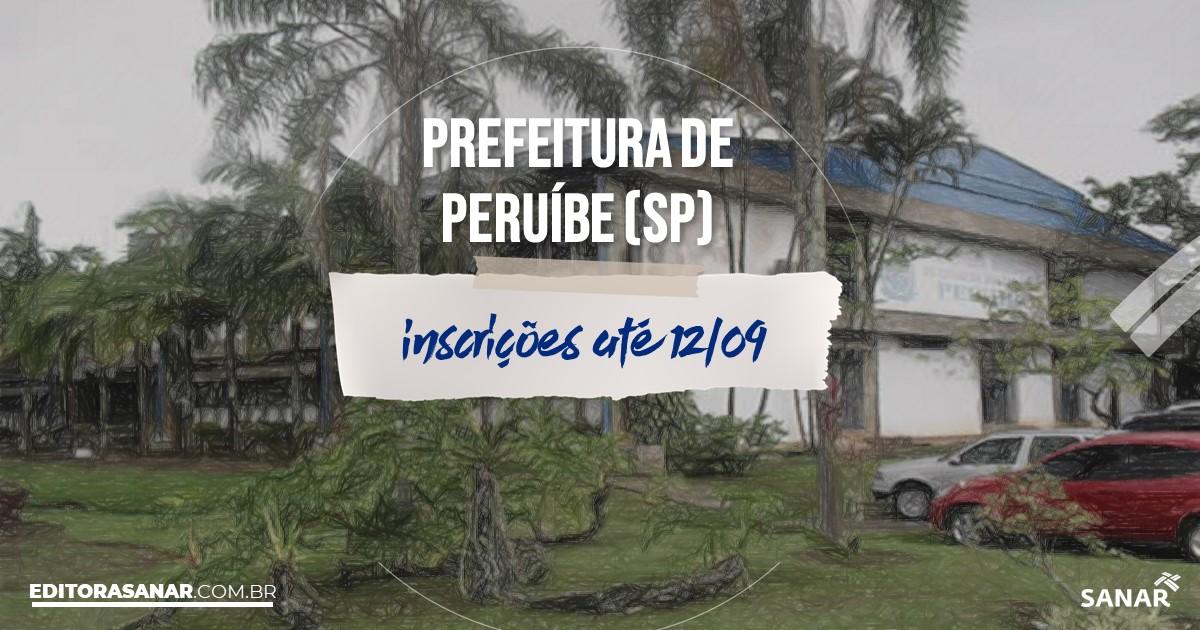 Concurso de Peruíbe - SP: vagas com salários de até R$13 mil na Saúde!