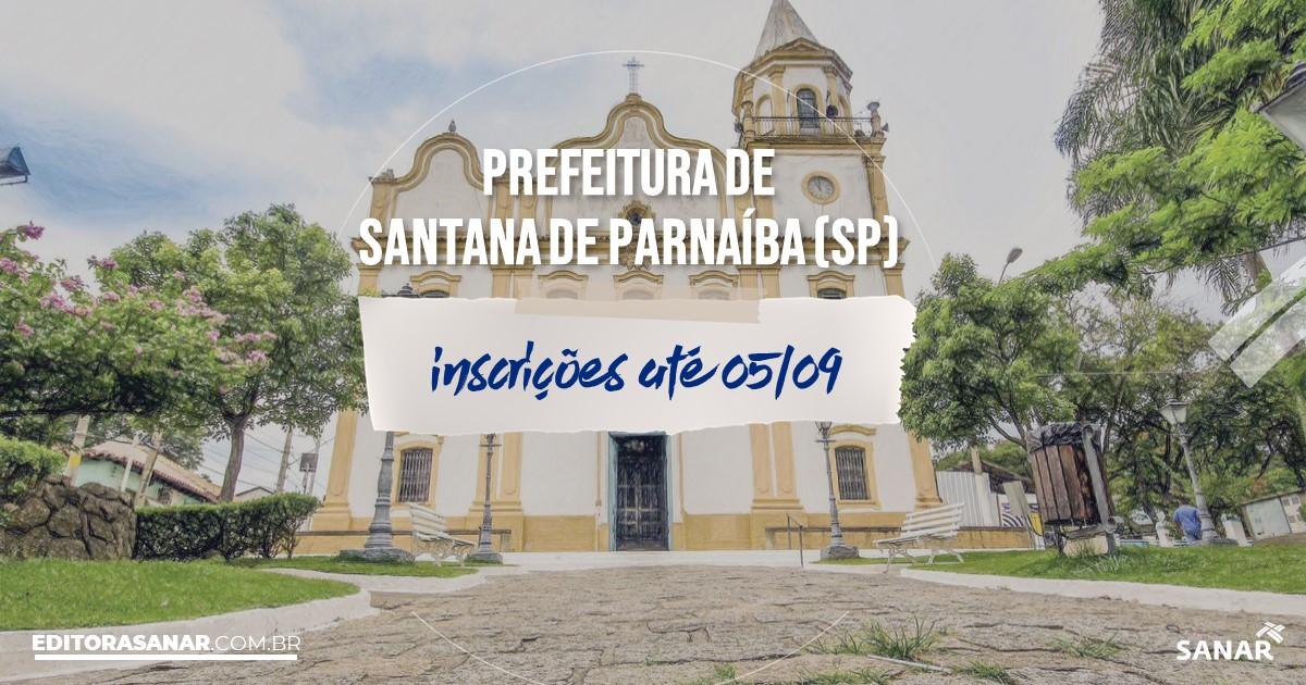 Concurso de Santana do Parnaíba - SP: vagas na Saúde de até R$12 mil!
